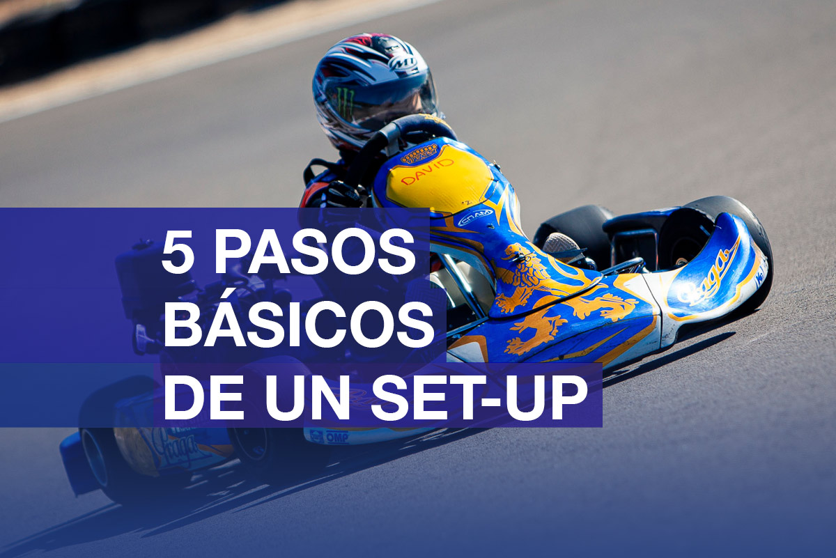 5 pasos básicos de un set up
